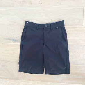 Travis Mathew boys shorts black size 10